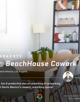 wrkprty @ Beachhouse Cowork