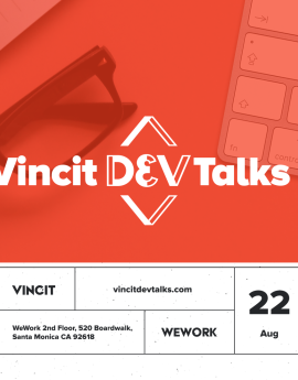 Vincit Dev Talks