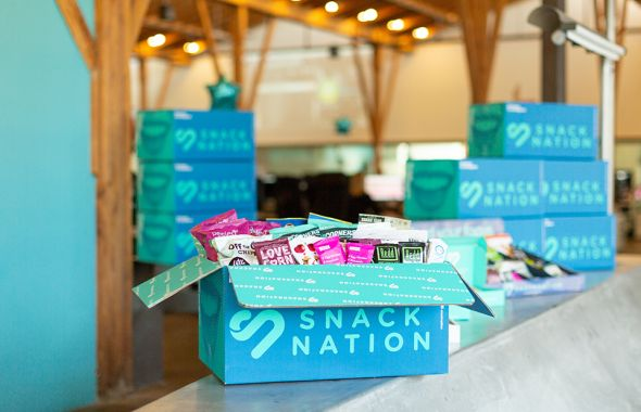 SnackNation's product offerings