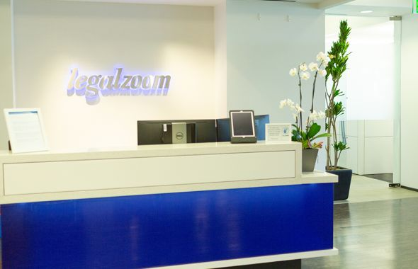 LegalZoom office